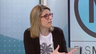 """Elsa Artadi, aquest dimecres a """"Els matins"""" de TV3"""