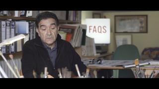 """Ferreres: """"Faig acudits contra el poder"""""""