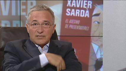 """Xavier Sardà: """"Això del jutge Garzón és indignant"""""""
