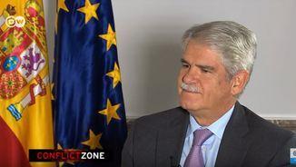El ministre d'Exteriors, Alfonso Dastis