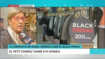 Black Friday: La tradició americana importada a Europa, que marca l'inici de la campanya de Nadal