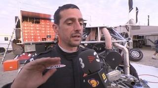 Àlex Haro explica l'accident de Nani Roma