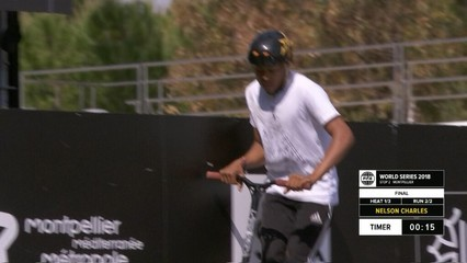 FISE Montpellier Scooter Freestyle Park Pro