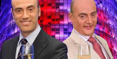 "Unes campanades ""divertidotes"" donen la benvinguda al 2009"