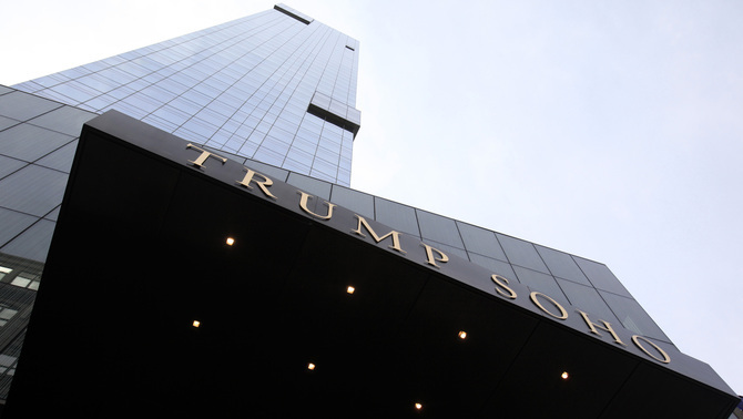 L'hotel Trump Soho de Nova York (Reuters)