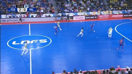 El FC Barcelona Lassa derrota el Palma Futsal (5-1) i agreuja la crisi dels balears