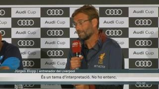"Klopp: ""Coutinho no està en venda"""