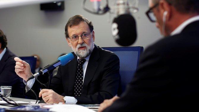 """Rajoy: Puigdemont i Junqueras estan """"inhabilitats políticament"""""""