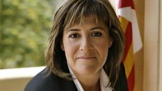 """Núria Marín: """"L'MWC no està en perill si el 2018 funciona com els organitzadors esperen"""""""