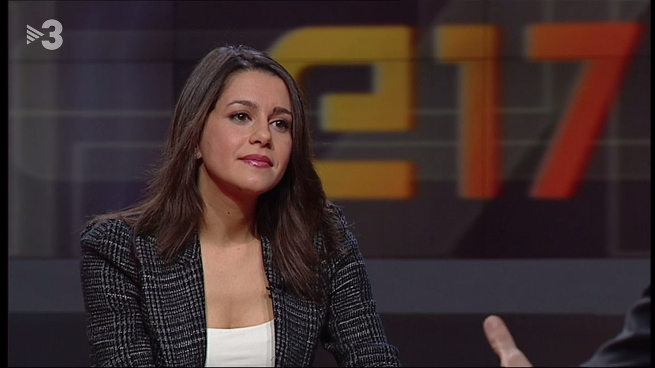 Inés Arrimadas (Ciutadans) - Entrevistes electorals 21D