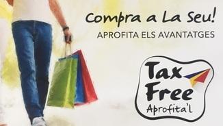 """Dels catalans comprant a Andorra als andorrans comprant a la Seu. El motiu: """"tax free"""" català"""