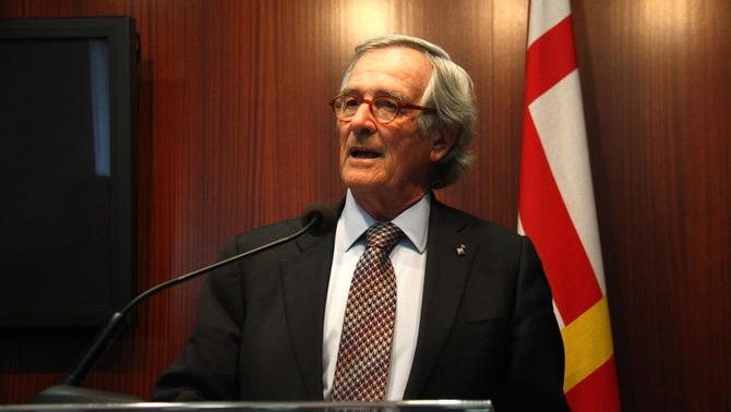 La fiscalia obre una investigació a Xavier Trias per si va malversar fons en pagar el lloguer del Banc Expropiat
