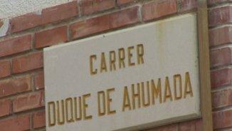El carrer Duque de Ahumada de Cervera es dirà carrer de l'1 d'octubre