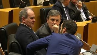 Reconeixement d'errors i també d'encerts a la comissió sobre la crisi financera del Congrés