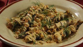 Sardines en escabetx