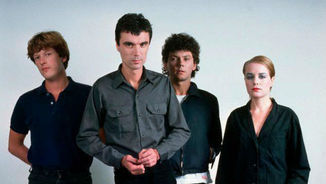 The name of this band is Talking Heads