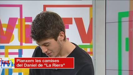 "Jaume Madaula, el Daniel de ""La Riera"""