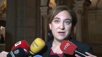 Ada Colau diu que res li fa pensar que perilli la continuïtat del MWC