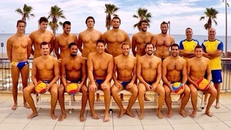 Els nadadors del Barceloneta (Foto: Twitter)