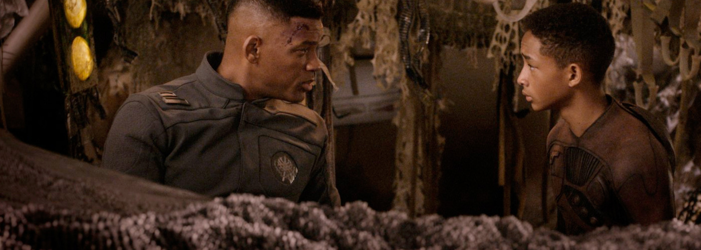 """After Earth"", amb Will Smith"