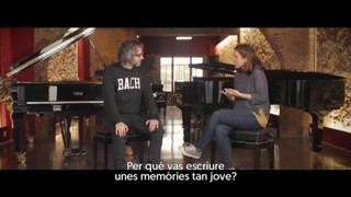 "James Rhodes: ""El món no pot ser tan terrible, si existeix la música"""