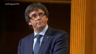 Jo pregunto, entrevista ciutadana al president de la Generalitat