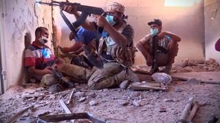 L'última batalla contra Estat Islàmic a Líbia des de dins