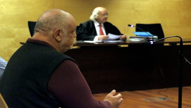 Jutgen per estafa l'empresari condemnat per assassinar la dona a trets en una casa de Girona