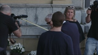 "Glenn Close presenta ""La buena esposa"" al Festival de Sant Sebastià"