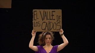 Alberto San Juan al Romea i una jove companyia al Tantaranana recullen l'esperit polític dels carrers