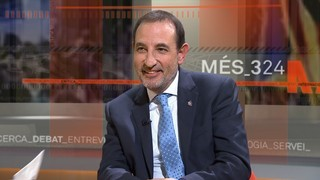 Entrevista a Ramon Espadaler, candidat d'Units per Avançar a la llista del PSC