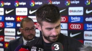 """Piqué: """"L'Espanyol de Cornellà ja va tenir la seva setmana de glòria"""""""