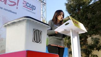 """Maria Sirvent (CUP): """"Estem esperant resposta de JxCat i ERC per reunir-nos"""""""