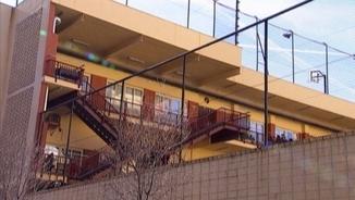 Vista de l'edifici d'un dels centres dels Maristes Sants-les Corts