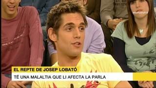 Els reptes de superació personal de Josep Llobató i d'Álvaro Bayona.