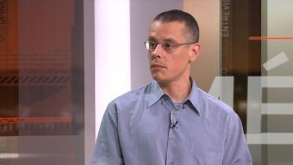 Entrevista a Sergio Salgado, politòleg i membre de XNET i 15MpaRato