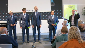 "Programa 3: ""Audicions íntimes"", amb The Gourmets Vocal Quartet (I)"