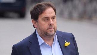 Oriol Junqueras demana al Suprem sortir per fer campanya (EFE)