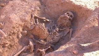 Troben al Soleràs una de les últimes fosses de la Guerra Civil