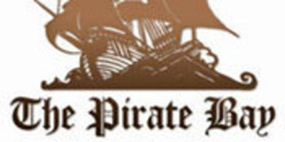 "Logo de "" The Pirate Bay"""