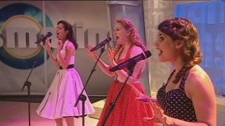 """El Trio Chikiboom ens interpreta en directe """"Tico Tico"""""""