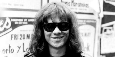 Tommy Ramone als 70