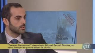 """Guillem Martí ens parla de la novel·la """"Cremeu Barcelona!"""""""