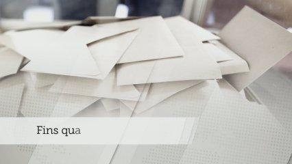 Demà es firma el decret de convocatòria de les eleccions del 27-S