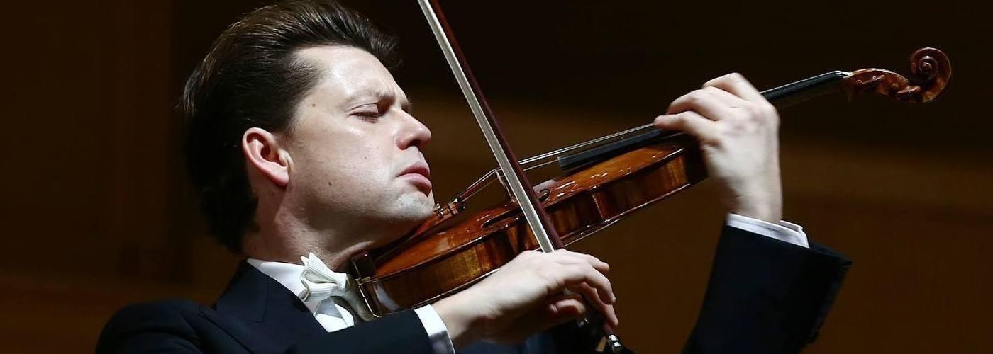 Julian Rachlin, violinista i director d'orquestra