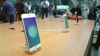 L'iPhone d'Apple compleix deu anys