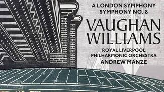 A London Symphony. Vaughan Williams. Royal Liverpool Philharmonic Orchestra. Onux