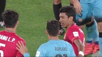 """Paulinho"" conversant amb Adriano"