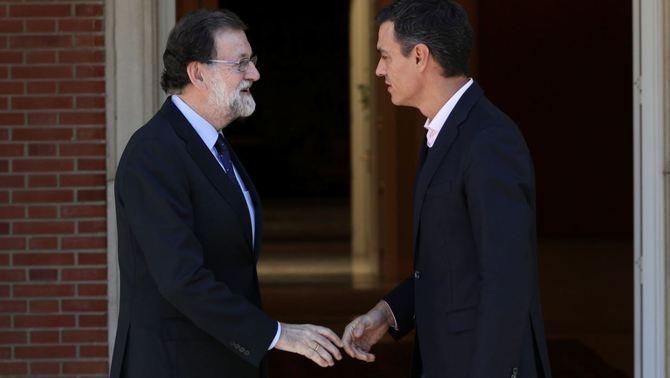 PP i PSOE pacten convocar eleccions a Catalunya al gener, un cop s'apliqui el 155