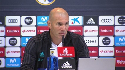 """No veig un Madrid sense Cristiano"", adverteix Zidane"